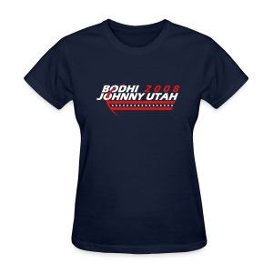 Bodhi - Johnny Utah 2008 - Women's T-Shirt