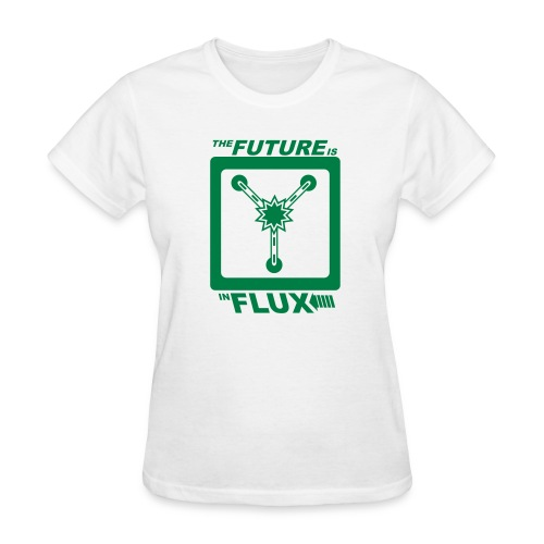 The Future is in Flux - Women's T-Shirt