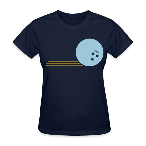 The Dude Abides - Women's T-Shirt