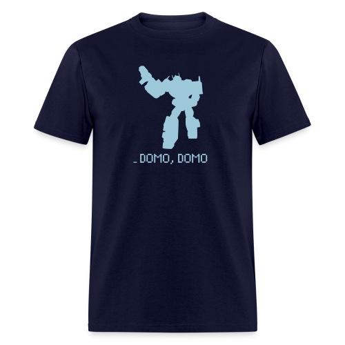 Domo, Domo - Men's T-Shirt