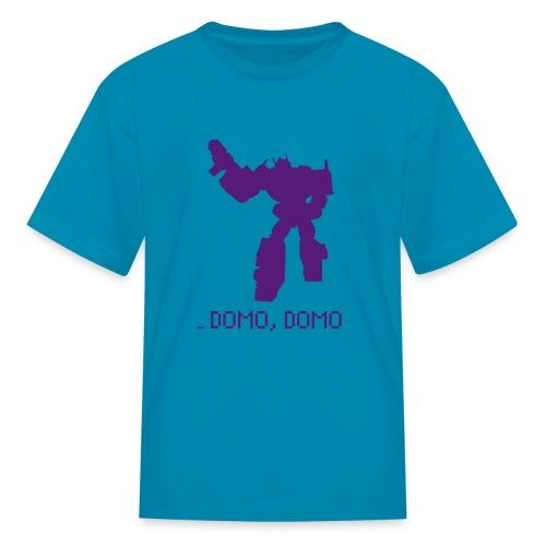 Domo, Domo - Kids' T-Shirt