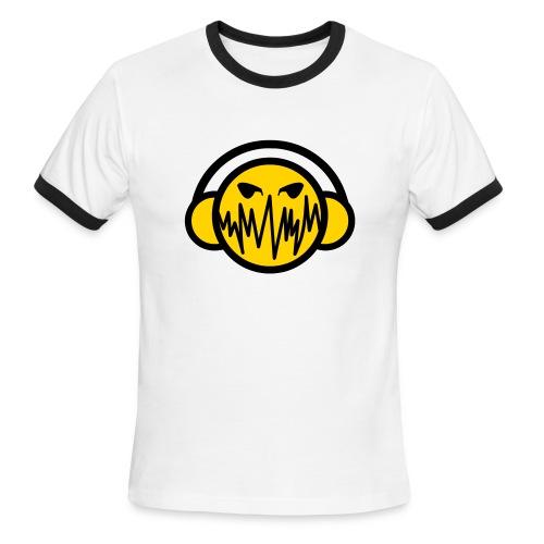hip hop t shirt brown - Men's Ringer T-Shirt