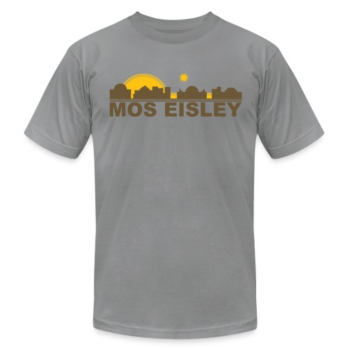 Spaceport - Men's Fine Jersey T-Shirt