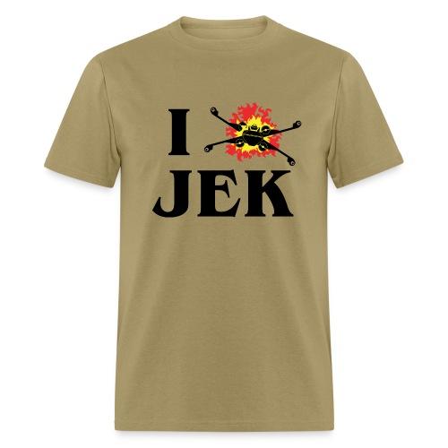 I (Shot Down) Jek - Men's T-Shirt