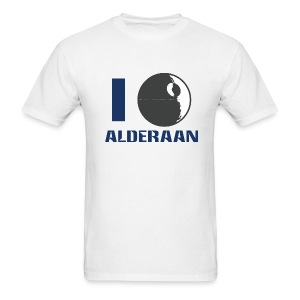 I (DS) Alderaan - Men's T-Shirt