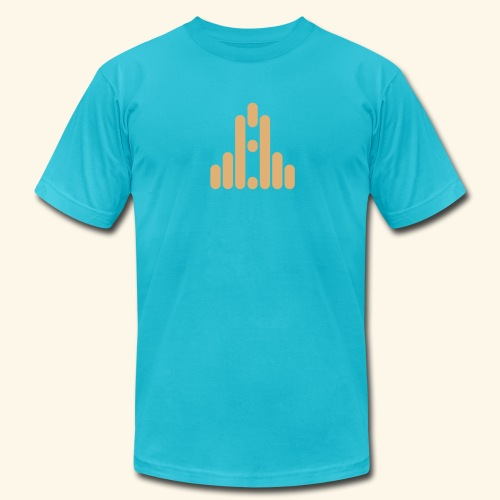 Sol Valou - Men's Fine Jersey T-Shirt