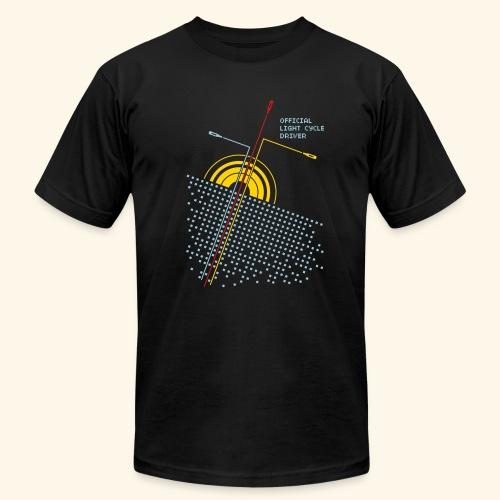 Official light cycle driver - Men's Fine Jersey T-Shirt