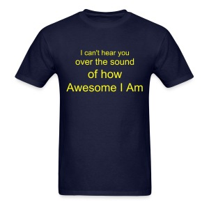 I'M AWESOME SHIRT - Men's T-Shirt
