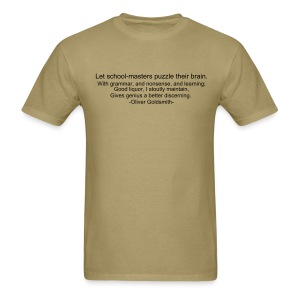 LIQUOR SHIRT - Men's T-Shirt