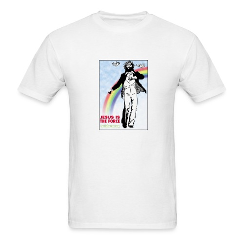 Jesus is the Force! - Men's T-Shirt