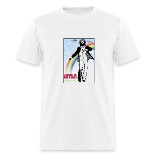 Jesus is the Force! - Men's T-Shirt