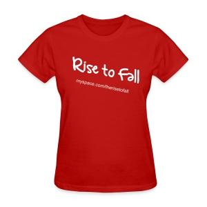Women's Shirt!!RED - Women's T-Shirt