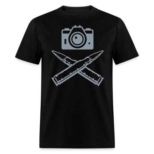 Photography war - Men's T-Shirt