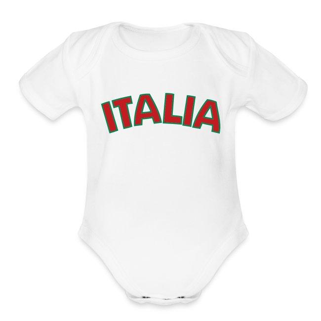 Infant ITALIA, White