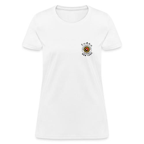Women's White Lightweight Tee, Color - Women's T-Shirt
