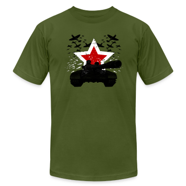 redstar tank