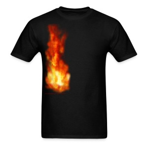 Fire - Men's T-Shirt