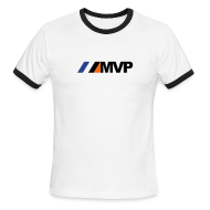 T-Shirts ~ Men's Ringer T-Shirt ~ MVP Ringer