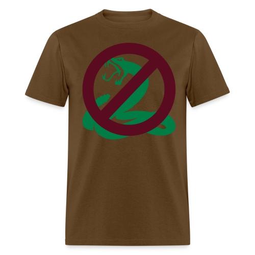 No Snakes Plz - Men's T-Shirt