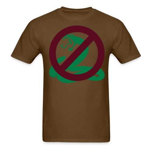 No Snakes Plz - Men's T-Shirt