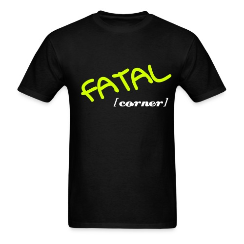 fatal corner - Men's T-Shirt
