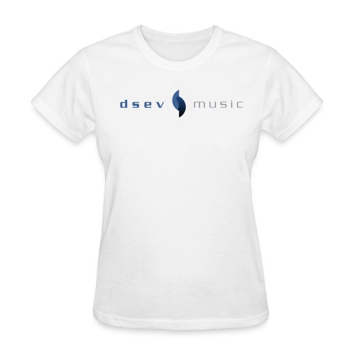 DSEV Women's Logo plain - Women's T-Shirt