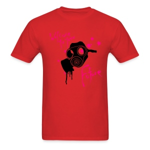 Nuclear attack - Men's T-Shirt