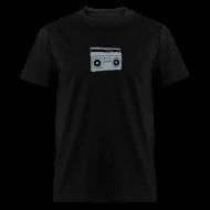 T-Shirts ~ Men's T-Shirt ~ Boom Box