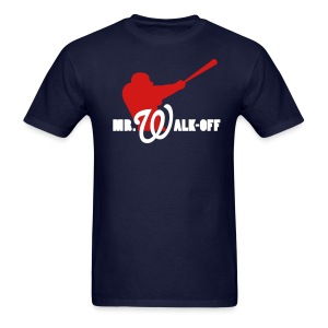 Mr. Walk-Off - Men's T-Shirt