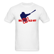 T-Shirts ~ Men's T-Shirt ~ Mr. Walk-Off