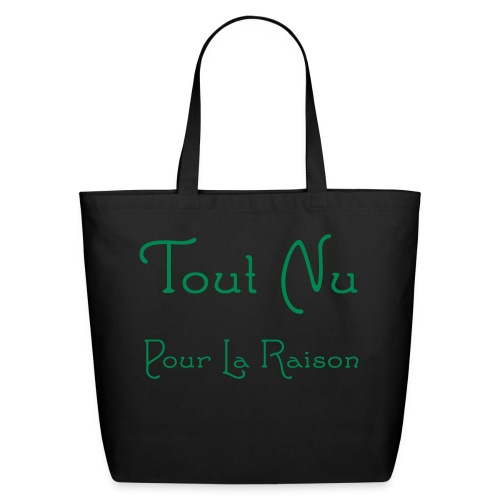 Tout Nu Tote - Eco-Friendly Cotton Tote