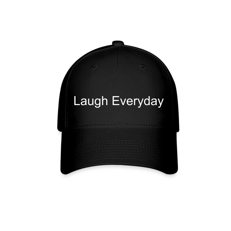 Laugh Everyday Baseball Cap - Baseball Cap