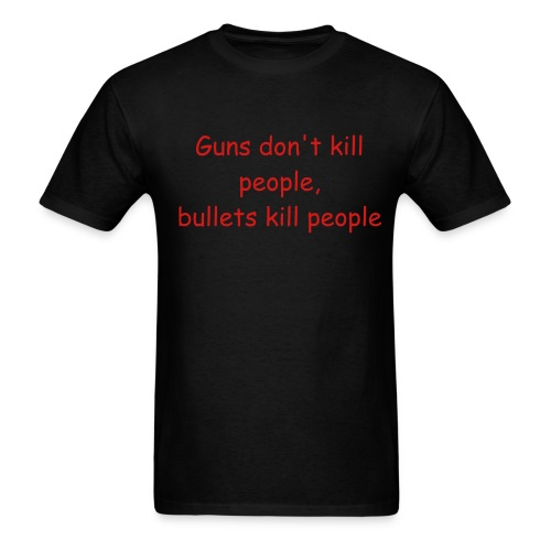 Bullets - Men's T-Shirt