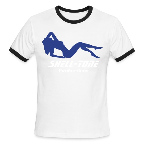 Men's Ringer T-Shirt - A must have for the fellas!