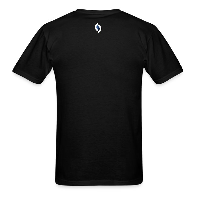 Logo f&B light weight Black T