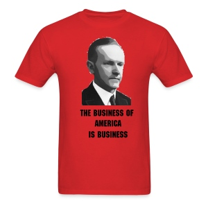 Business - Coolidge - Men's T-Shirt