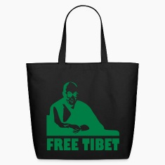 Black Free Tibet - China -   Games Accessories
