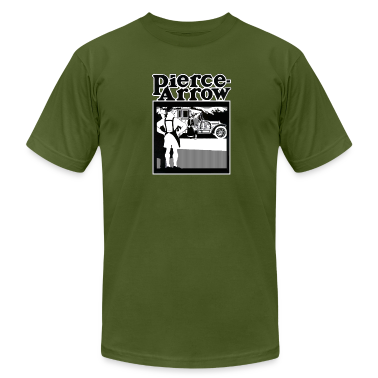 Olive Pierce-Arrow T-Shirts