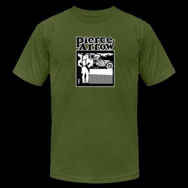 Olive Pierce-Arrow T-Shirts