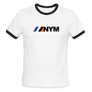 T-Shirts ~ Men's Ringer T-Shirt ~ NYM Ringer