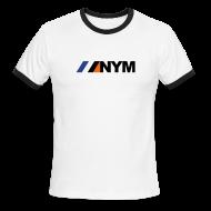 T-Shirts ~ Men's Ringer T-Shirt ~ NYM Ringer