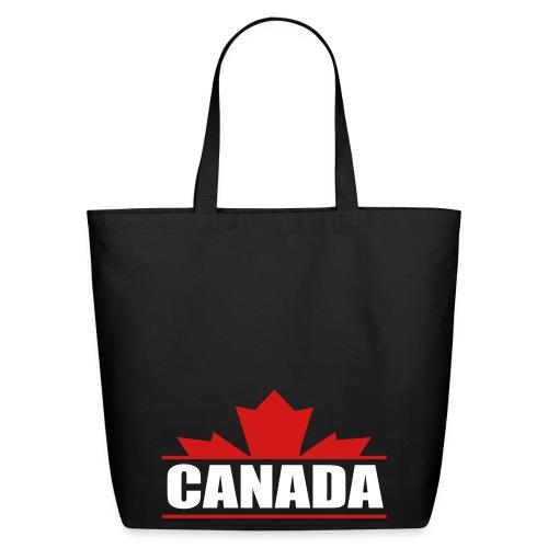 Canada, eh? - Eco-Friendly Cotton Tote