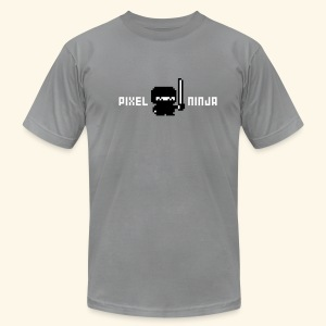 Pixelninja - Men's T-Shirt by American Apparel