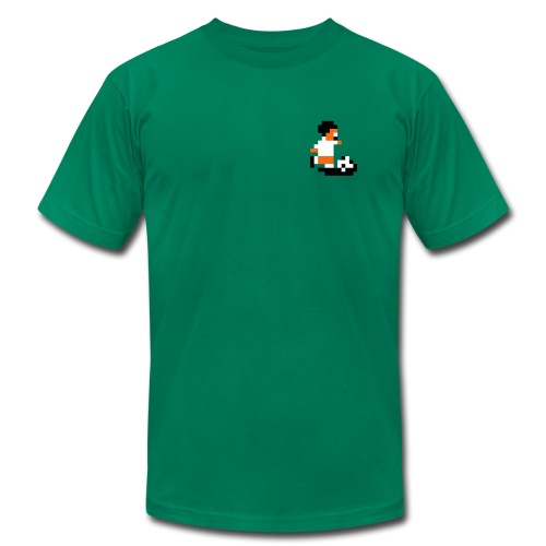 aa Sensi Player A + free color selection - Men's  Jersey T-Shirt