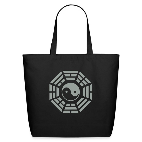 PAKUA YIN YANG - Eco-Friendly Cotton Tote