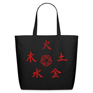 FIVE ELEMENTS - Eco-Friendly Cotton Tote