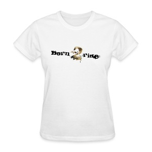 Born2Ride  - Women's T-Shirt