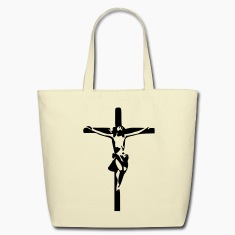 Creme Jesus - The Cross - Christianity - Christ - God - Religion - Belief Women