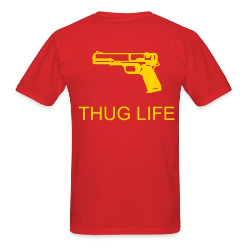 Thug T-shirt - Men's T-Shirt