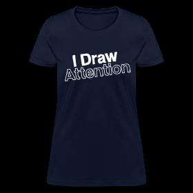 I Draw Attention ~ 0